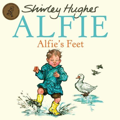9781862307841: Alfie's Feet