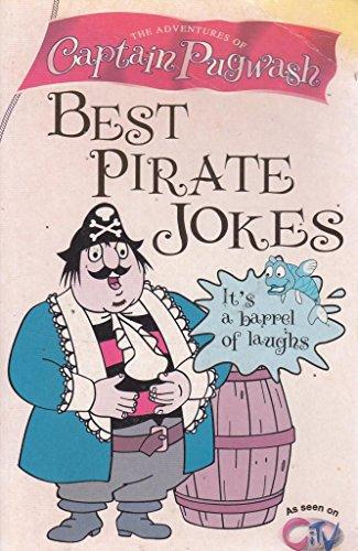 9781862307933: The Adventures of Captain Pugwash; Best Pirate Jokes