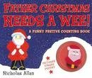 9781862308268: Father Christmas Needs A Wee Book & Finger Puppet (Hardback)