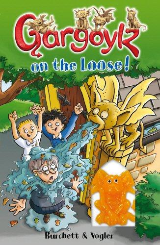 Gargoylz: On the Loose!: Burchett, Jan, Vogler,