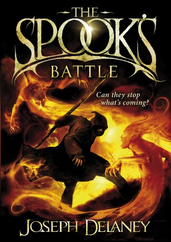 9781862308541: The Spook's Battle: Book 4 (The Wardstone Chronicles)