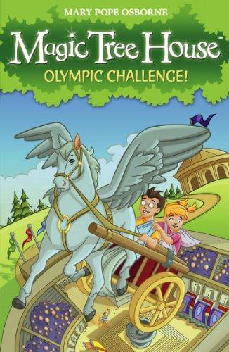 9781862309166: Magic Tree House 16: Olympic Challenge!