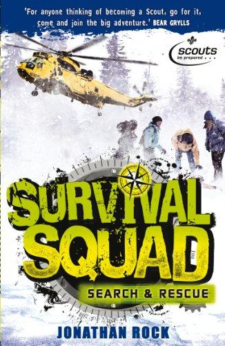 Search & Rescue (Survival Squad): Rock, Jonathan
