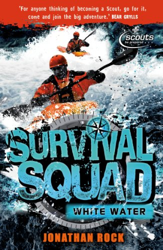 Survival Squad: Whitewater: Book 4: Rock, Jonathan