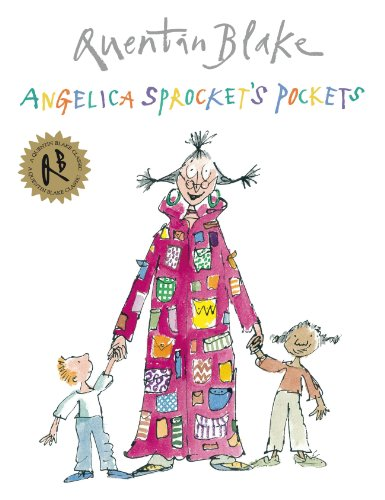 9781862309692: Angelica Sprocket's Pockets (Quentin Blake Classic)