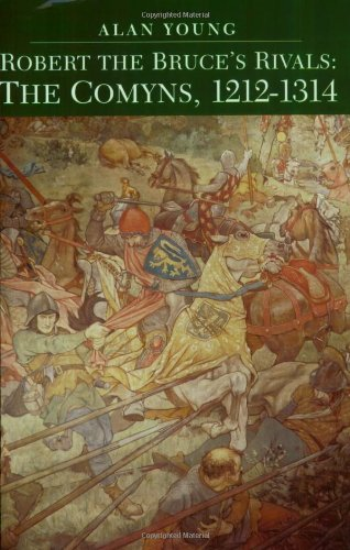 9781862320536: Robert the Bruce's Rivals: The Comyns, 1212-1314