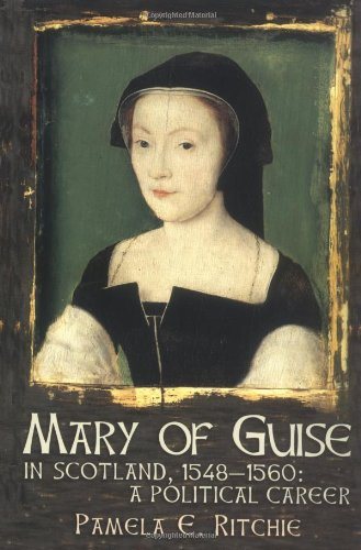 9781862321847: Mary of Guise in Scotland, 1548-1560: A Political Career