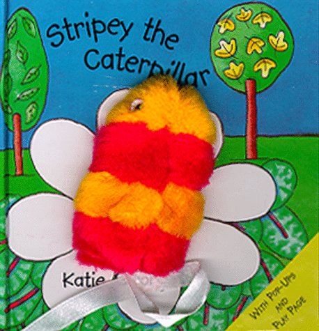 9781862330399: Stripey the Caterpillar (Mini finger puppets)