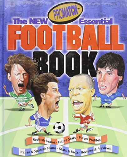 9781862330870: Promatch Essential Football Book