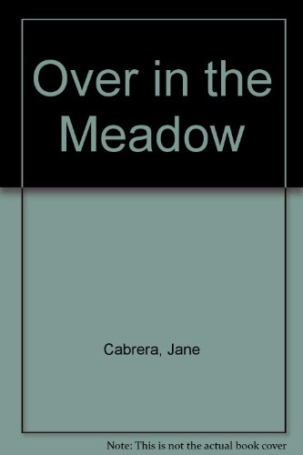 9781862331372: Over in the Meadow