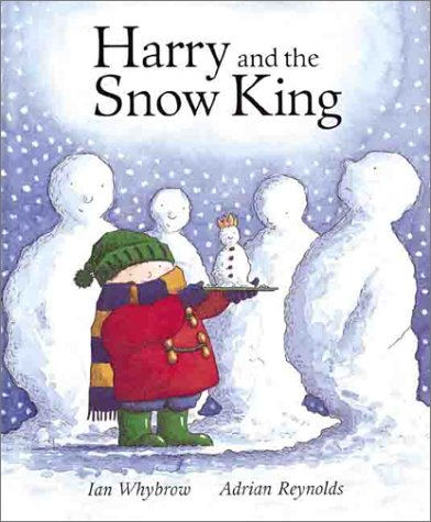 9781862331594: Harry and the Snow King - Santa Size