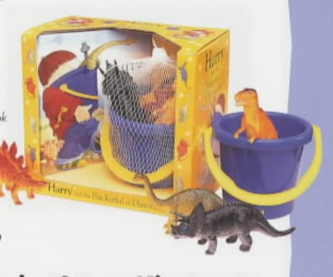9781862332270: Harry and the Bucketful of Dinosaurs: Gift Set