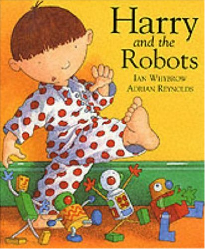 9781862332942: Harry and the Robots