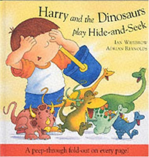 9781862333215: Harry and the Dinosaurs Play Hide-and-seek