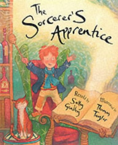 The Sorceror's Apprentice (9781862333307) by Sally Grindley
