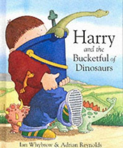 9781862333383: Harry and the Bucketful of Dinosaurs (mini) (Harry Mini Books)