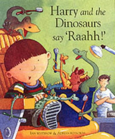 9781862333390: Harry and the Dinosaurs Say Raahh!