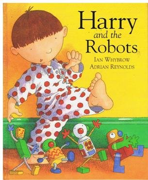 9781862333420: Harry and the Robots