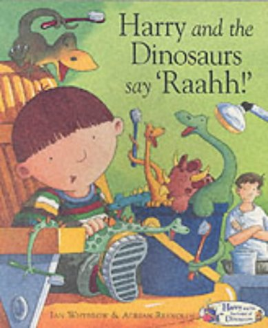 9781862333499: Harry and the Dinosaurs Say