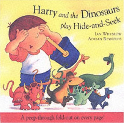 9781862334045: Harry and the Dinosaurs Play Hide-and-seek