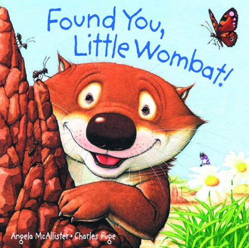 9781862334243: Found You, Little Wombat! Pbk With Cd