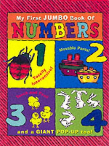 9781862334632: My First Jumbo Book of Numbers