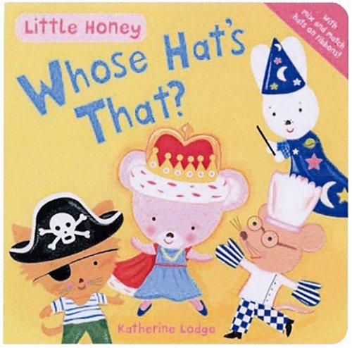 9781862336063: Little Honey: Whose Hat's That?