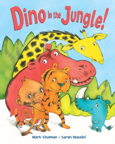 9781862336186: Dino in the Jungle
