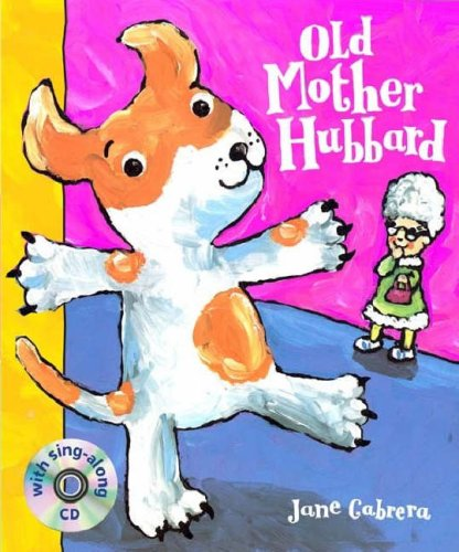 9781862336865: Old Mother Hubbard (Book & CD) (Book & CD)