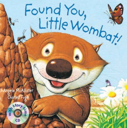 9781862336872: Found You, Little Wombat! (Little Wombat Book & CD) (Little Wombat Book & CD)