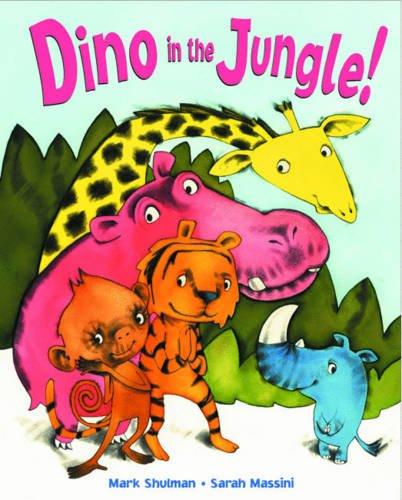 9781862337220: Dino in the Jungle!