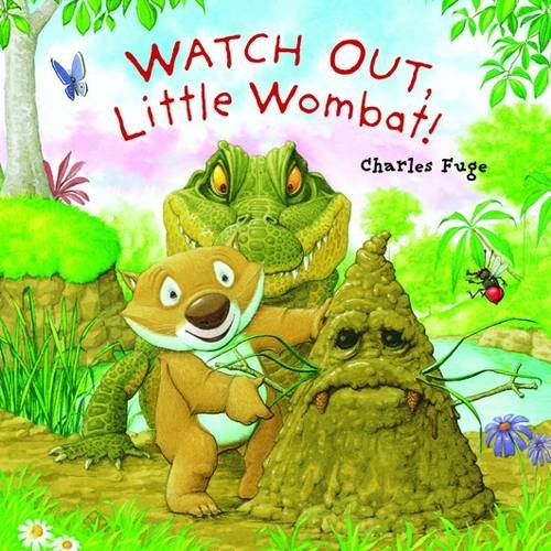 9781862337725: Watch Out, Little Wombat! Board Book
