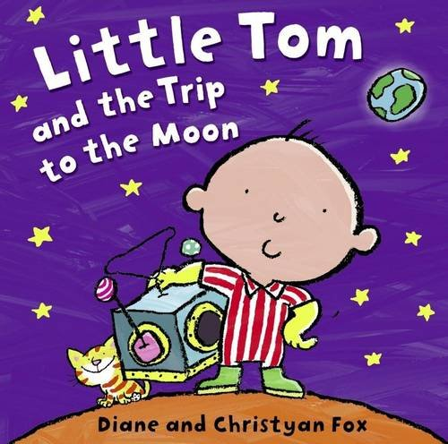 9781862337749: Little Tom And The Trip To The Moon!