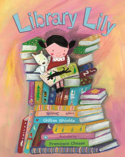 Library Lily: Shields, Gillian