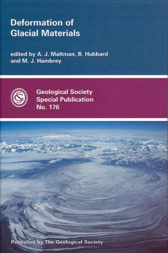9781862390720: Deformation of Glacial Materials (Geological Society Special Publication, Number 176)