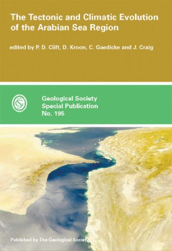 9781862391116: The Tectonic and Climatic Evolution of the Arabian Sea Region (Geological Society Special Publication, No. 195)