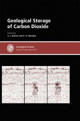 9781862391635: Geological Storage of Carbon Dioxide: No. 233: Special Publication