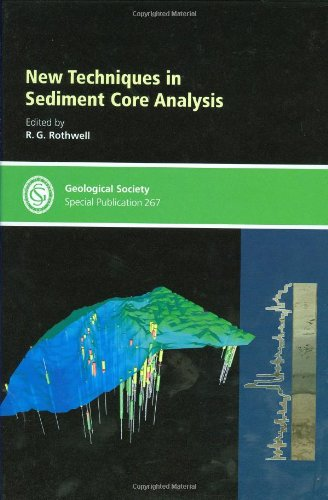 New Techniques in Sediment Core Analysis (Geological: Rothwell, R. G.