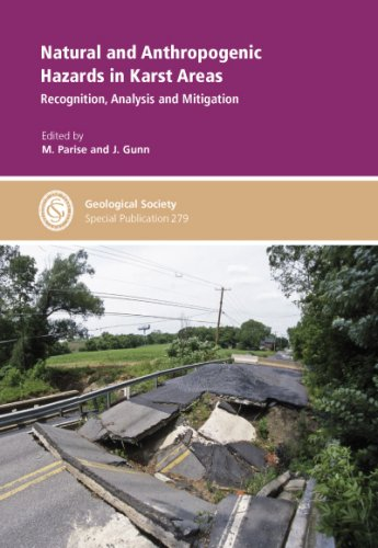 Natural & Anthropogenic Hazards in Karst Areas: Recognition, Analysis and Mitigation - Special ...