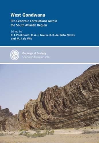 9781862392472: West Gondwana: Special Publication No. 294: Pre-cenozoic Correlations Across the South Atlantic Region (Geological Society Special Publication)