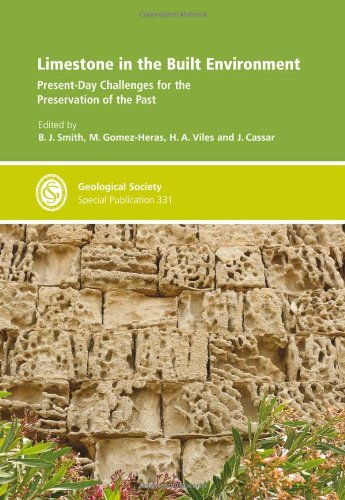 9781862392946: Limestone in the Built Environment: Present-Day Challenges for the Preservation of the Past - Special Publication 331 (Geological Society Special Publication)