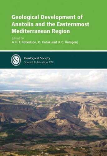 9781862393530: Geological Development of Anatolia and the Easternmost Mediterranean Region (Geological Society Special Publications)