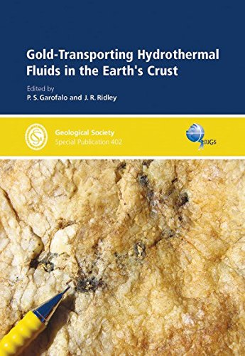 9781862396579: Gold-Transporting Hydrothermal Fluids in the Earth's Crust (Geological Society Special Publications)