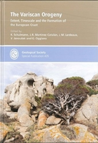9781862396586: The Variscan Orogeny: Extent, Timescale and the Formation of the European Crust (Geological Society Special Publications)
