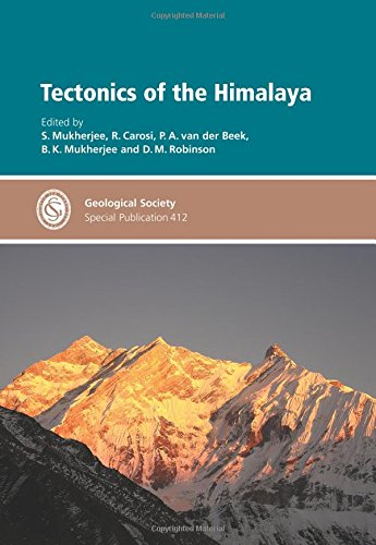 9781862397033: Tectonics of the Himalaya (Geological Society Special Publications)