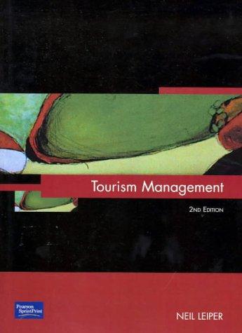 9781862505261: Tourism Management