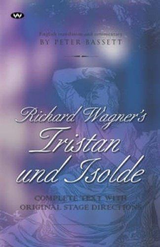9781862547285: Richard Wagner's Tristan und Isolde