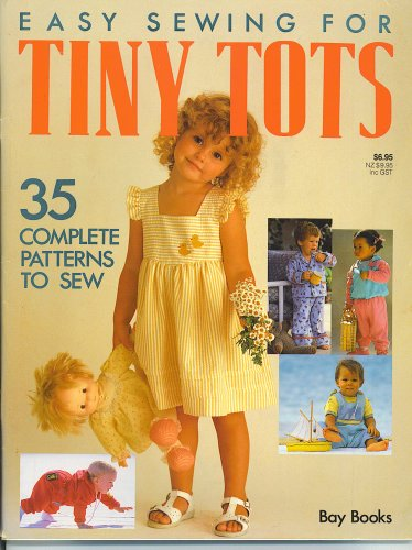 9781862563179: Easy Sewing for Tiny Tots