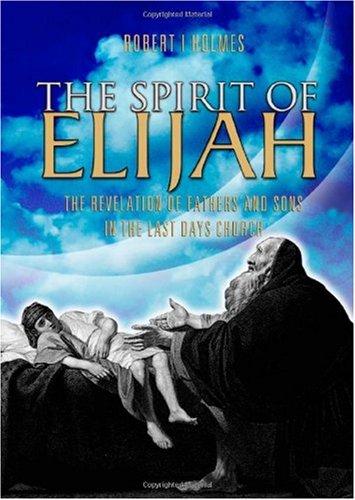 9781862630604: The Spirit of Elijah