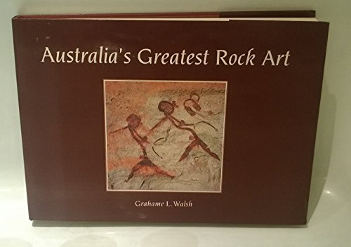9781862730137: Australia's Greatest Rock Art